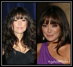 how are these two not the same person?! liz vassey and lindsay price.