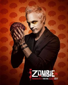 Can Blaine still mix it up with the bad guys? #iZombie returns Tuesday at 9/8c on The CW! by thecwizombie