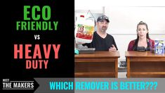 In today's video we test two different furniture strippers to see which one is better - Professional Heavy Duty Dad's Easy Spray vs EZ Strip the Eco-Friendly. Biodegradable Products, Eco Friendly, How To Remove, Dads, Meet, Good Things, Youtube, Furniture, Fathers