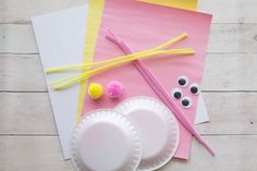 Over 25 of the Best Easter Crafts for Kids - Easter Bunny, Easter chicks, Easter eggs, Easter basket crafts and more! Easy Easter craft ideas for kids perfect for toddlers or preschool too. Easter Craft Activities, Sunday School Crafts For Kids, Easy Easter Crafts, Crafts For Seniors, Bunny Crafts, Paper Crafts For Kids, Craft Stick Crafts, Sensory Activities, Craft Ideas