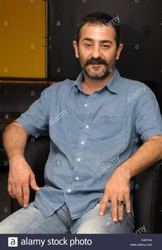 Download this stock image: Ayberk Pekcan (actor). Photo call of the movie 'Sac', with director Tayfun Pirselimoglu and stars, Ayberk Pekcan and Nozan Kesal, at the 63rd Locarno Film Festival in Switzerland. - K4H744 from Alamy's library of millions of high resolution stock photos, illustrations and vectors.