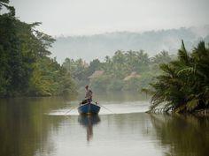 Tatai Rivière, Cambodge