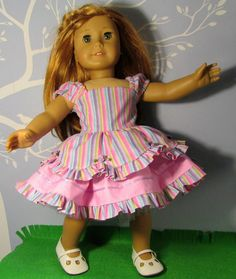 18 Doll Clothes fit American Girl Romantic by MareWareCreations