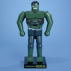 Licensed The Incredible Hulk Nutcrackers