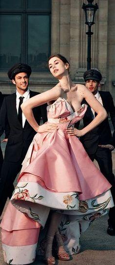 Christian Dior Haute Couture - Editorial