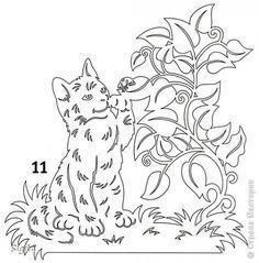 Кошка. Копия. фото 7