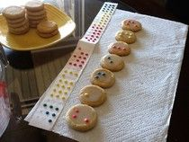 C is for Cookie! Braille Cookies! | Sensory Sun Educational Technologies