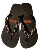 Sugar Toes : Jewelry for your feet, swarovski crystal havaianas flip flops