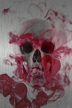 skulls ☠                                                         ☠