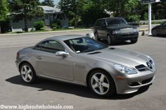 :: 2005 Mercedes Benz SLK 350 Launch Edition, front lower lip