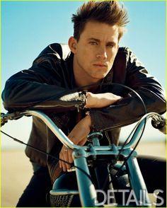 Channing Tatum, yes please haha