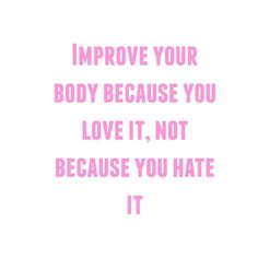 Shared by Fitness Motivation. Find images and videos about quote, text and fitness on We Heart It - the app to get lost in what you love. Self Love Quotes, Me Quotes, Motivational Quotes, Inspirational Quotes, Girly Quotes, Fitness Motivation, Fitness Quotes, Body Love, Loving Your Body