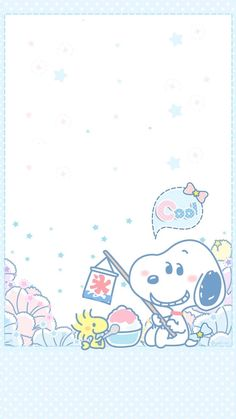 Snoopy Wallpaper, Cartoon Wallpaper Iphone, Nursery Wallpaper, Kawaii Wallpaper, Disney Wallpaper, Snoopy Love, Charlie Brown And Snoopy, Snoopy And Woodstock, Snoopy Images