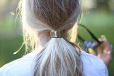 modern hairpiece