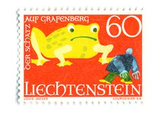 I liked this big yellow frog and wondered....why in Liechtenstein are there big monster frogs?