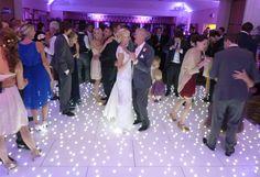 White LED sparkly twinkly dance floor White Lead, All White, Light Up Dance Floor, Dance Floor Rental, Led Dance, Dance Floors, Pretty Lights, Prom Dresses, Formal Dresses