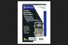 Intermatic ET1125CPD82 24Hour 30Amp 2 Circuit SPST or DPST Electronic Time Switch with Clock Voltage 120277 VAC and NEMA 3R Plastic Cover * Be sure to check out this awesome product.