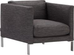 Newman lenestol. Fåes i flere farger og kvaliteter. Dimensjoner: L74 x H68 x D92 x setehøyde 42cm. Kr. 13.670,- Fabric Armchairs, Tub Chair, Habitats, Living Room Decor, Accent Chairs, Sofa, Inspiration, Furniture, Relaxation