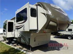 New 2016 Grand Design Solitude 379FL Fifth Wheel at General RV   Huntley, IL   #128503