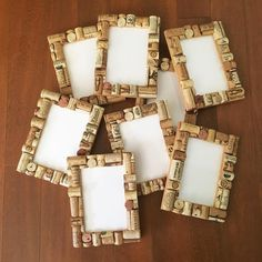 Discover recipes, home ideas, style inspiration and other ideas to try. Beer Crafts, Wine Cork Crafts, Wine Bottle Crafts, Wine Cork Frame, Wine Cork Art, Wine Cork Holder, Old Wine Bottles, Bottle Candles, Wine Cork Projects