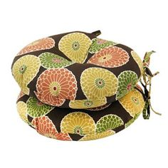 new hot round chair cushion indoor pop patio office chair seat pad tie on square garden kitchen dining cushion round chair cushions and round chair
