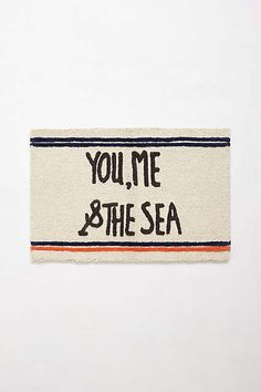 Sea Ballad Rug - anthropologie.com
