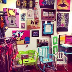 @ MD Hall Where art and style meet March pop-up 2014