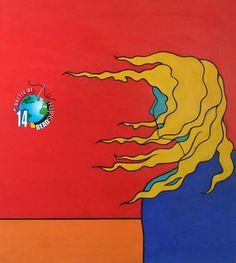 Kris Empting Obenland Battle Abstract logo