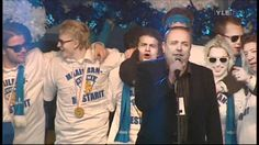 Suomen Leijonat 2011-Sakari Kuosmanen-Finlandia hymni.