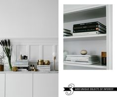 Top Shelf : Tips for Stylish Shelves via could i have that?