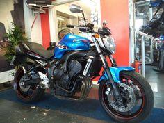 YAMAHA FZ FZ6 S2 (07MY) - http://motorcyclesforsalex.com/yamaha-fz-fz6-s2-07my/
