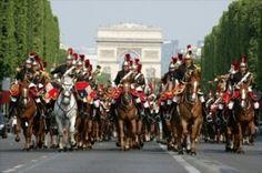 France Holiday July 14