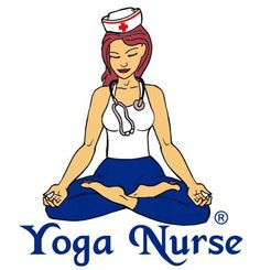 Yoga Nurse logo