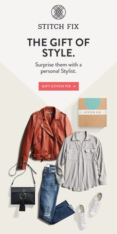 I LOVE Stitch Fix! Here's how it works: you take a quiz to help them determine your price range, size,
