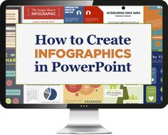How to Easily Create Infographics in PowerPoint #assnchat #marketing #brand