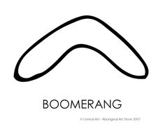 boomerang tattoo