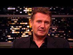 Liam Neeson reading Justin Bieber's 'Boyfriend' - YouTube