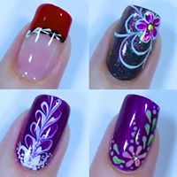 Top 4 New Nails Art Design 2019 - nail art - Pretty Nail Art, Cute Nail Art, Nail Art Diy, Easy Nail Art, Cute Nails, New Nail Art Design, Nail Design Video, Nail Art Designs Videos, Nail Art Videos