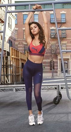 40 trendy workout outfits, fitness outfits and yoga outfits for women - fun . - 40 trendy workout outfits, fitness outfits and yoga outfits for women – spot – - Selena Gomez Fashion, Style Selena Gomez, Selena Gomez Fotos, Selena Gomez Body, Selena Gomez Bikini, Yoga Outfits, Fitness Outfits, Sport Outfits, Womens Workout Outfits