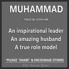 Muhammad (pbuh)  http://www.hajinformation.com/main/b210.htm