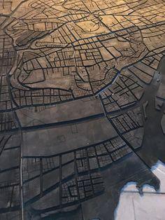 Marwan Rechmaoui   Metropolis City Maps, City Photo, Journey, The Unit, Artists, Black, Cartography, Black People, The Journey