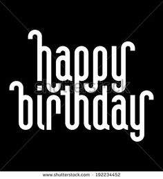 Looking for for ideas for happy birthday typography?Navigate here for perfect happy birthday ideas.May the this special day bring you happy memories.
