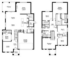Floor Plans on custom design homes sydney