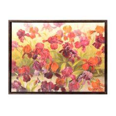 Wild Iris Framed Art Print | Kirkland's