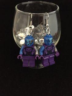 Guardians Of The Galaxy  Nebula  Earrings Mini Figures