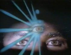 #mystical #third #eye #psychic #power #retro #movie #still #1980s #80s #esotericism #mysticism #supernatural