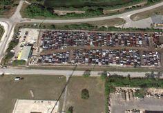 LKQ Self Service Auto Parts - Riviera Beach - Atlantic Auto Disc - West Palm Beach - Florida