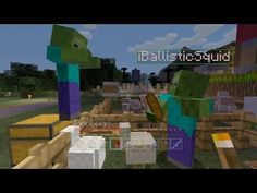 Watch Stampy and Squid in another episode with absolutely nothing happening...