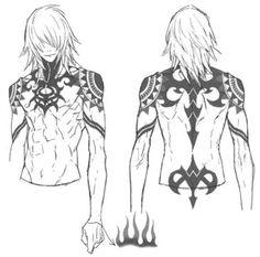 A few of my Favourite Tattoos in Anime Gunji Tattoo Platzierung, Tattoo Drawings, Body Art Tattoos, Tribal Tattoos, Sleeve Tattoos, Tattoo Lyrics, Key Tattoos, Skull Tattoos, Fantasy Character Design