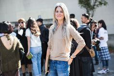 Sarah Harris   A Love is Blind - Paris Fashionweek ss2015 day 5, outside Chloé